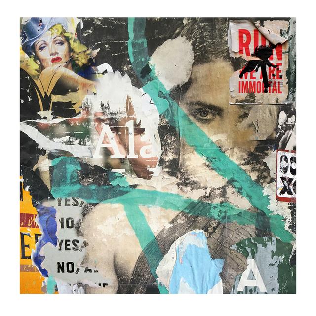 , 'OOXX,' , Dab Art