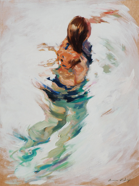 , 'Reflexes I,' 2019, Anquins Galeria