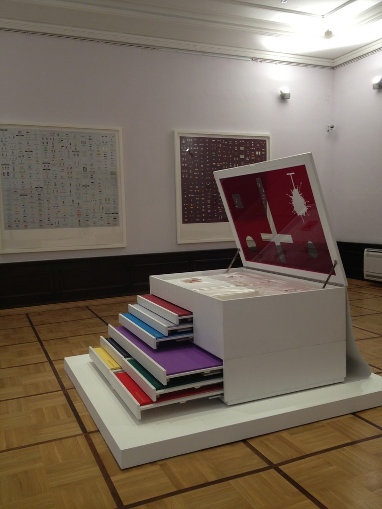The National Art Gallery, Sofia, Bulgaria. 18 October - 2 December, 2012