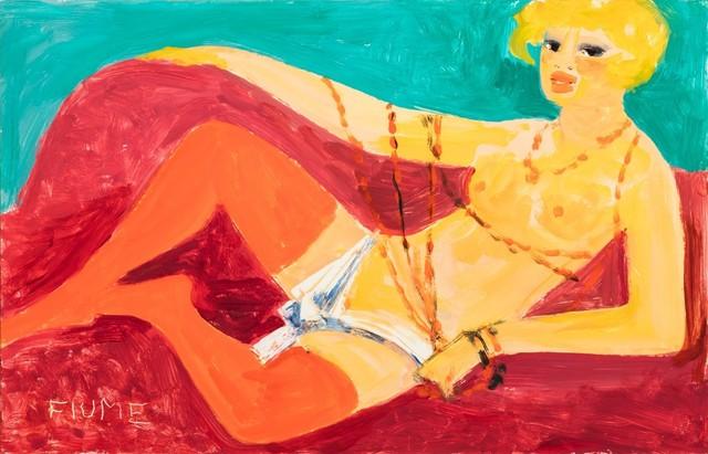 Salvatore Fiume, 'Model', 1978, Finarte