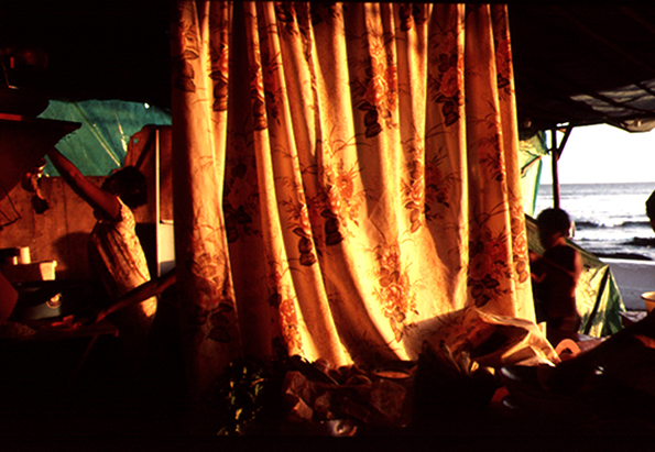, 'White - Yellow curtain, Salvador,' 1984, Silvia Cintra + Box 4