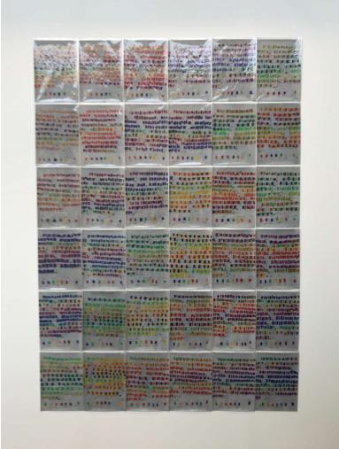 , 'Homage to Albers Maquette,' 1979, Henrique Faria Fine Art