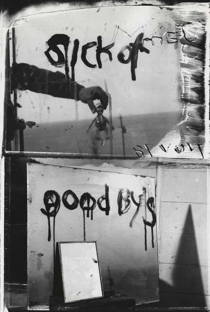 , 'Sick of Goodby's, Mabou,' 1978, Pace/MacGill Gallery
