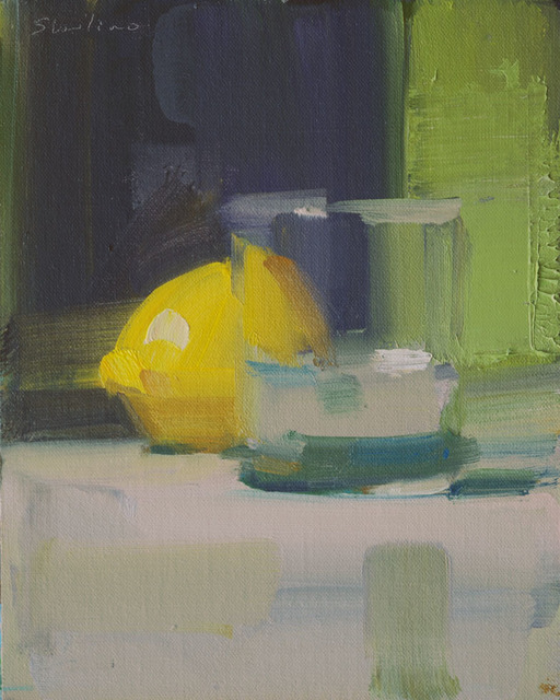 , 'Glass and Lemon,' 2015, Gallery 1261