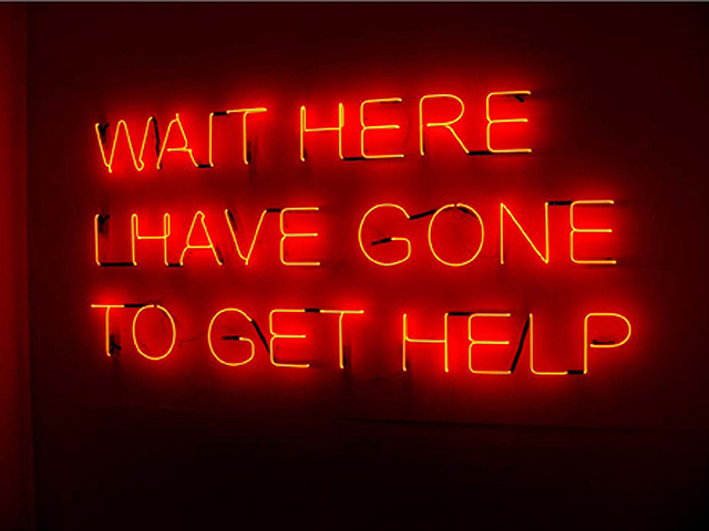 , 'Wait Here,' 2008, Jenkins Johnson Gallery