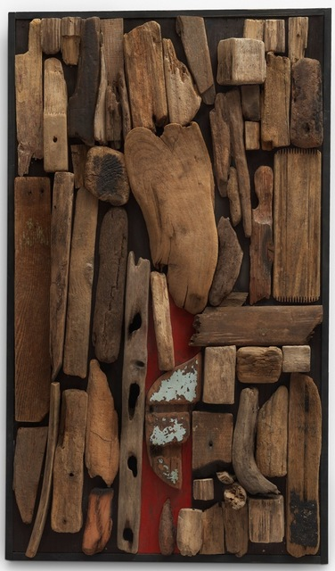 , 'Collage Maderitas 4,' 1960, MAMAN Fine Art Gallery