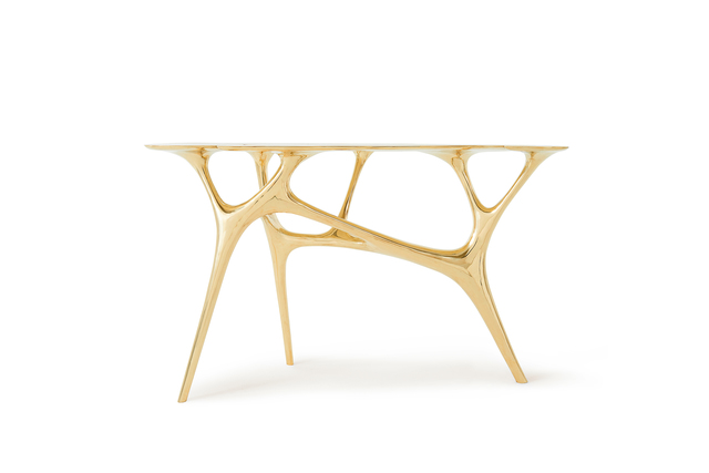 , 'Lotus Console Table,' 2018, Gallery ALL