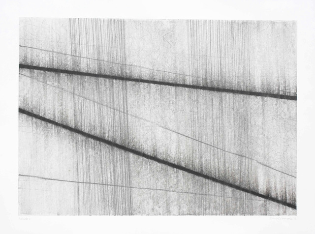 , 'Prelude 2 (Bach),' 2012, The Drawing Works