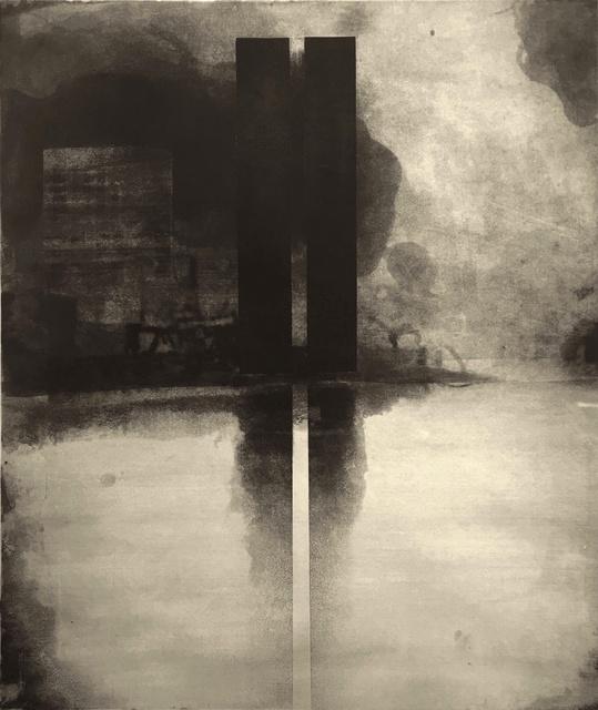 , 'Battery Park,' 1973, Eames Fine Art