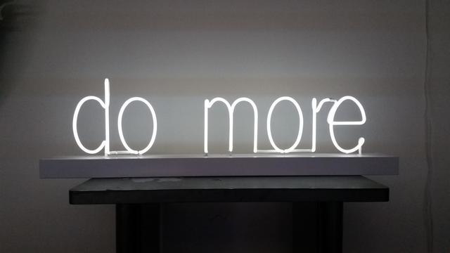 Lisa Schulte, 'Do More', 2015, Voltz Clarke