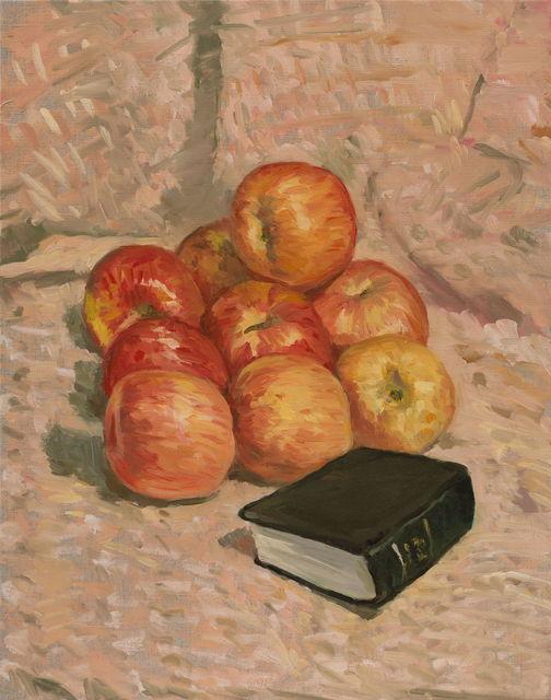 , 'Nine Apples 久久平安 ,' 2019, PIFO Gallery