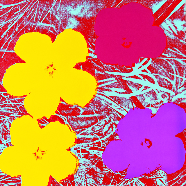 Andy Warhol, 'Flowers', 1970, Skinner