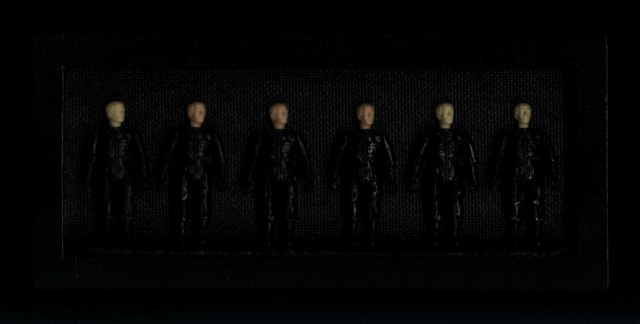 , 'Soldados Petróleo,' 1995, Luciana Caravello Arte Contemporânea