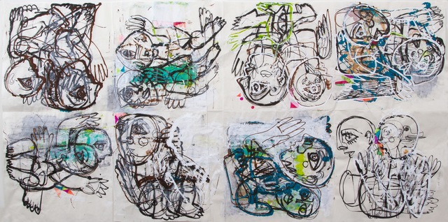 , 'Untitled,' 2018, Contemporary Art Platform Kuwait
