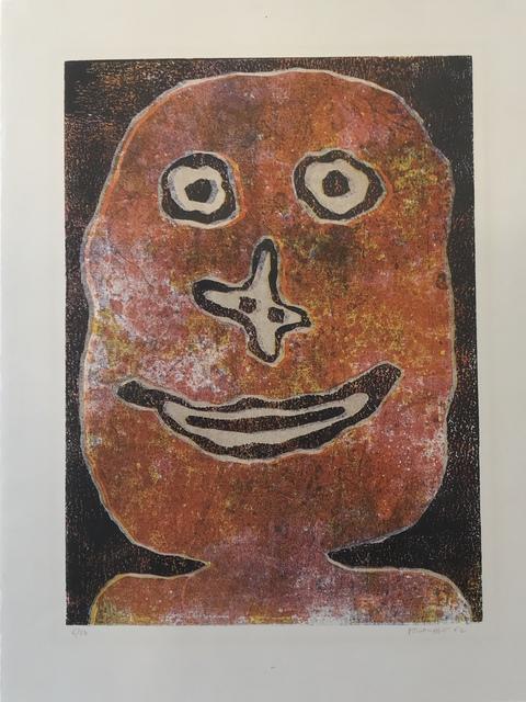 Jean Dubuffet, 'Sourire', 1962, Denis Bloch Fine Art