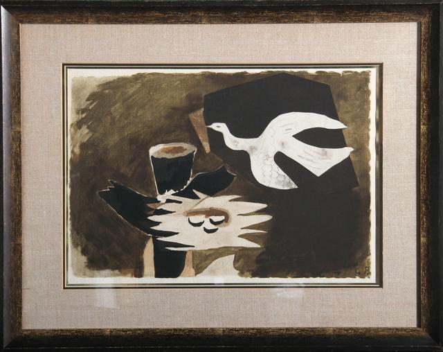 Georges Braque, 'L'Oiseau et son Nid', 1956, RoGallery