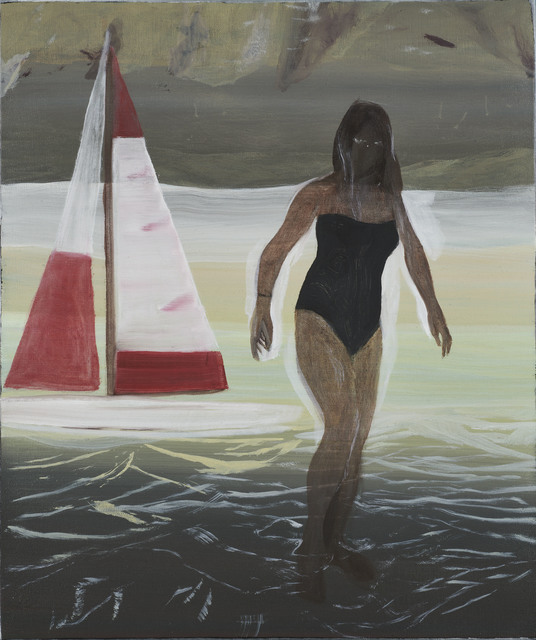 Marc Desgrandchamps, 'o.T.', 2018, Galerie EIGEN + ART