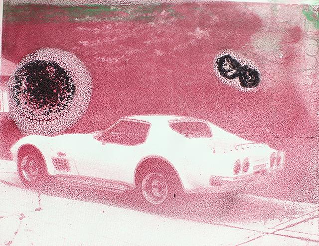 , 'Corvette,' 2019, Harlan Levey Projects