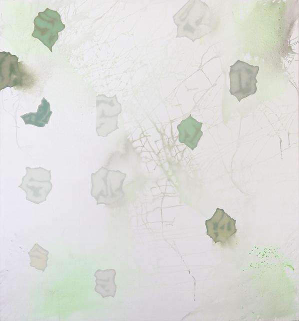 , 'Untitled (grüne Buhne),' 2016, Kadel Willborn