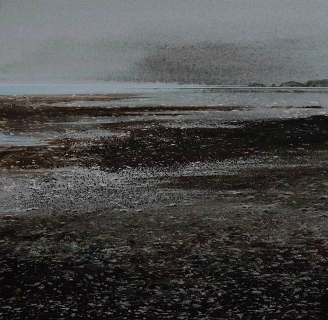 , 'Low Tide, Monkstone Point,' , Mall Galleries