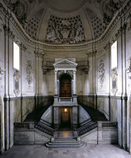, 'Palazzo Reale II, Stoccolma,' 1998, Holden Luntz Gallery