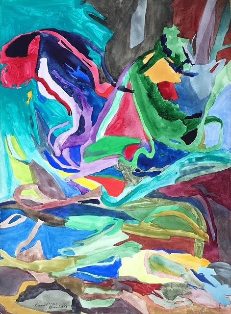 , 'Emerald,' 1959, Lawrence Fine Art