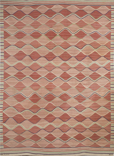 Barbro Nilsson, 'Spättan carpet in wool', ca. 1945, Angela Weber Moebel