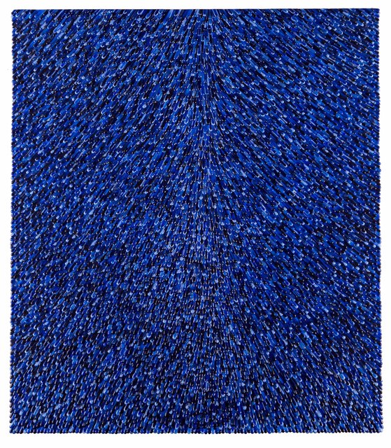 , 'Blue Me,' 2018, Margaret Thatcher Projects