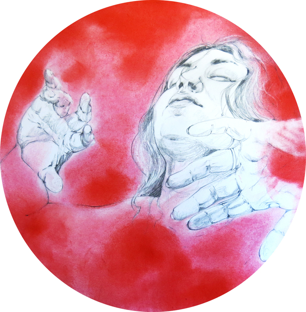 , 'Reason and Passion 2,' 2018, Janet Rady Fine Art