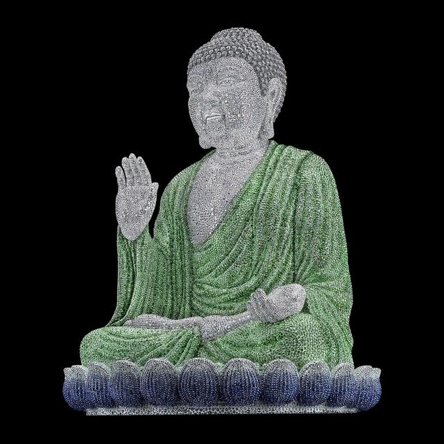 , 'Large Buddha,' , Nonfinito Gallery