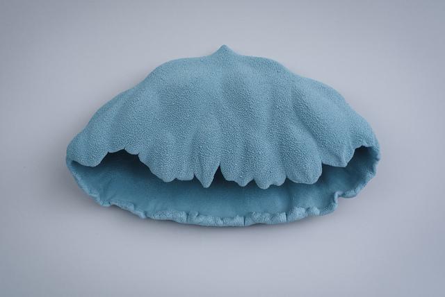 Irina Salmina, 'Baby blue fower', 2019, Kunzt Gallery