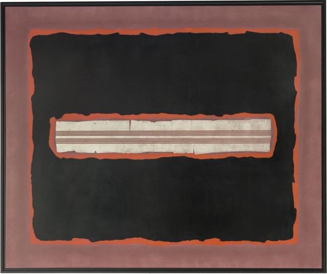 George Dunbar, 'Laurent', 2015, Callan Contemporary