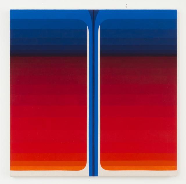 , 'Hot Pour,' 2017, Morgan Lehman Gallery