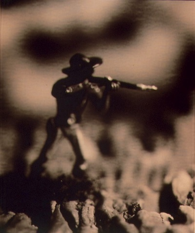 David Levinthal, 'The Wild West, 98-PC-C-1', 1989, Julie Nester Gallery