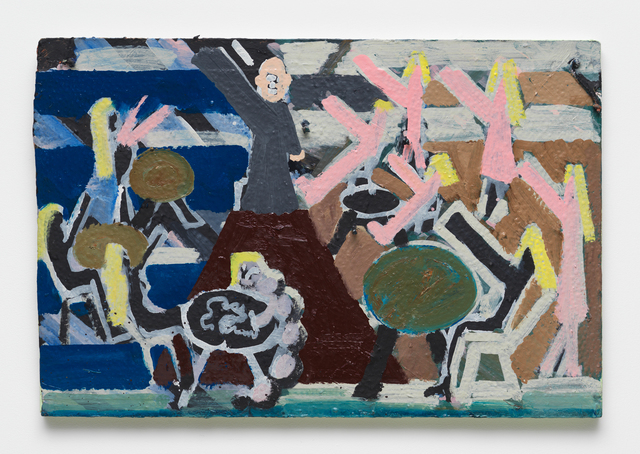, 'artforum 1,' 2016, Maccarone
