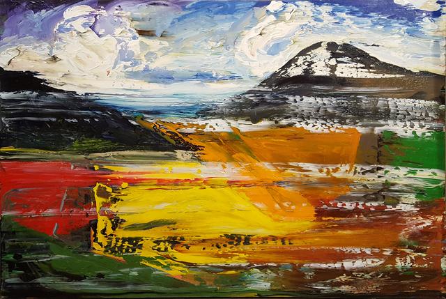 , 'Coastal V,' 2016, Sopa Fine Arts