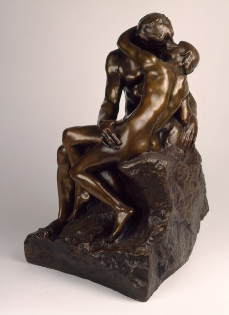 , 'The Kiss,' , Museo Soumaya