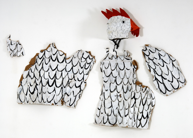 , 'Chicken,' 2010, Nina Johnson