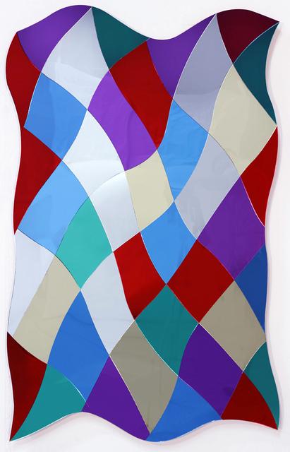 , 'Glitter and Scars, #1 (L),' 2015, Luis De Jesus Los Angeles
