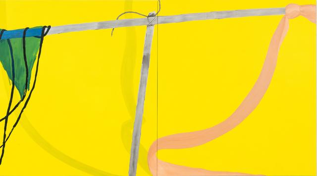 Kathryn Kerr, 'Ame Caline', 2017, Galerie Lisa Kandlhofer