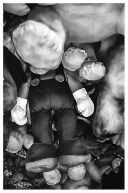 , 'Plush Toys II - Mario ,' 2017, Mazel Galerie