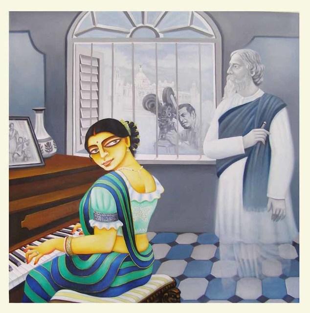 , 'Bengali icons ,' , Jamaat Art