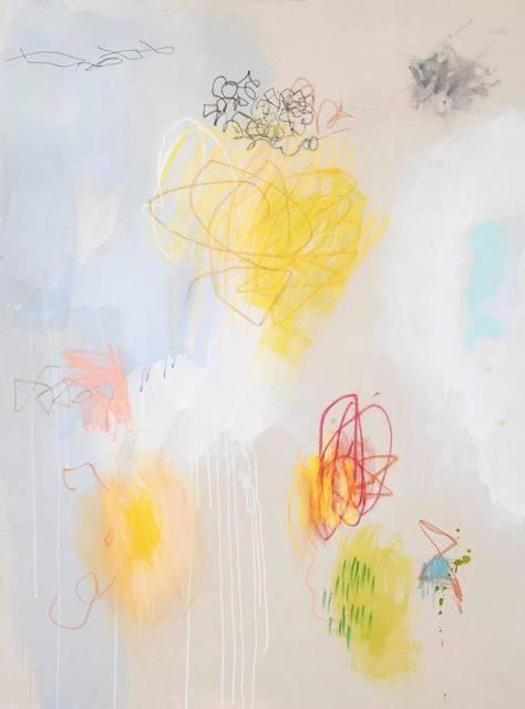 , 'Lyric - The Woman Has Heard The Flute,' 2018, Madison Gallery