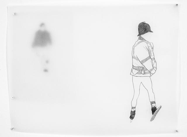 , 'Les Métamorphes #3,' 2012-2015, Officine dell'Immagine