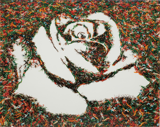 Vik Muniz, 'The White Rose (from the Monad Series),' 2003, Phillips: New Now (February 2017)
