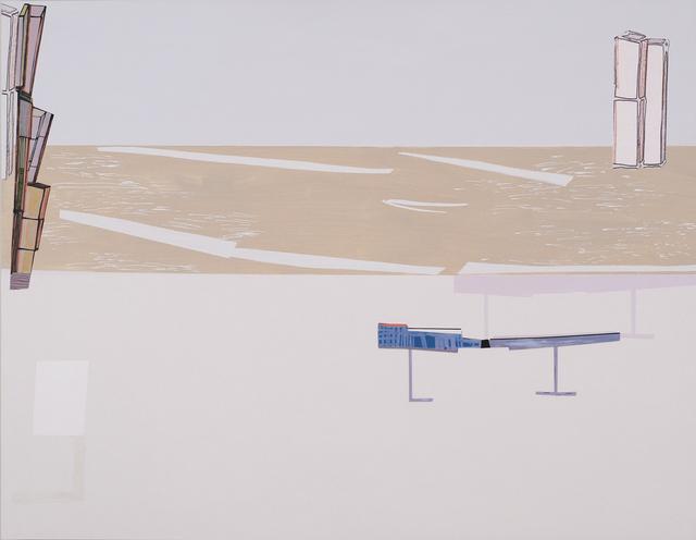, 'COM 3,' 2011, SILAS VON MORISSE gallery