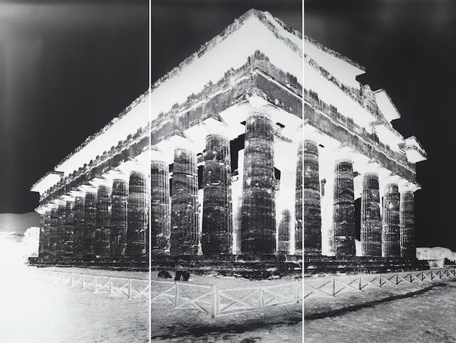 , 'Temple of Nettuno, Paestum, XVI: October 16, 2015,' 2015, Weinstein Gallery - Minneapolis