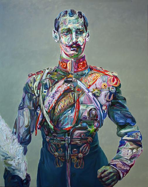 , 'Zhooshy,' 2011, Sloan Fine Art