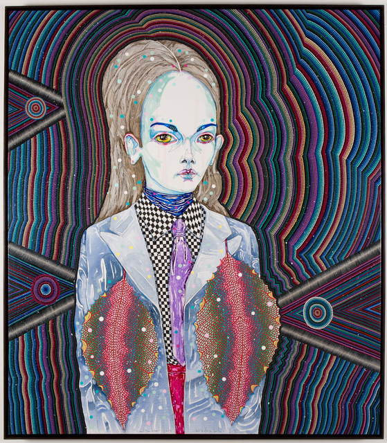 Del Kathryn Barton, 'what you know ', 2013, Roslyn Oxley9 Gallery
