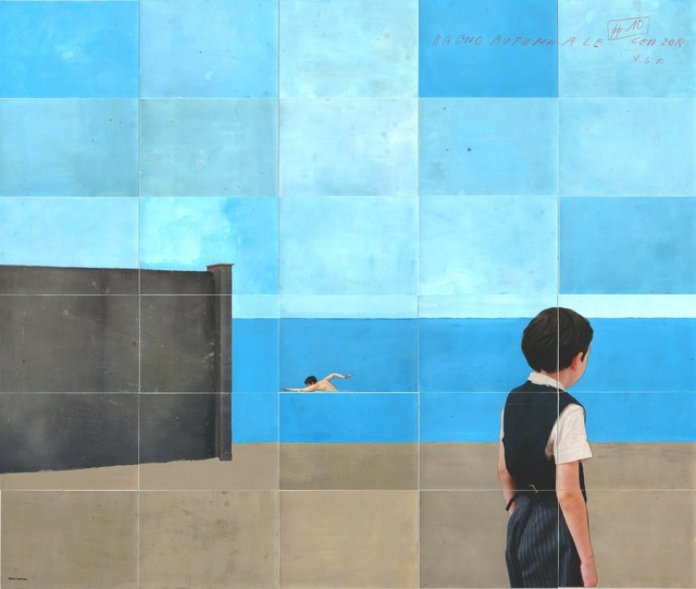 , 'Bagno Autunalle #10,' 2018, Flatland Gallery